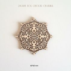 Fantastic Airy Laser cut wood ornamental lace / Wood shapes / Laser cut wood / Wood ornaments / Wood laser cut / Wood decor / Wood charms by DosheEcoDecorCharms on Etsy