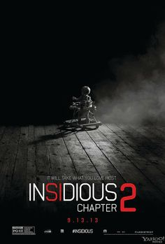 Movies over world around: Insidious: Chapter 2 2013