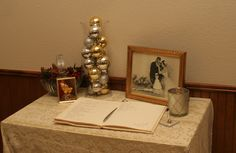 50th wedding anniversary guest book