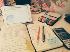 Writing in Notebooks : Photo