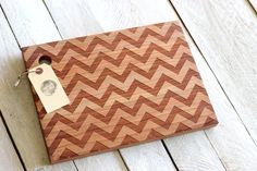 Hey, I found this really awesome Etsy listing at https://www.etsy.com/listing/116676449/solid-wood-cutting-board-modern-chevron