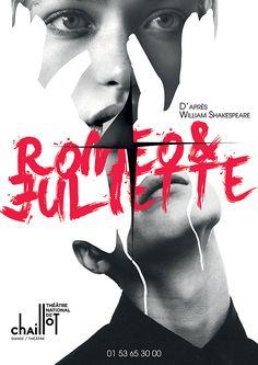 Roméo + Juliette BTS Design graphique - Com'Art