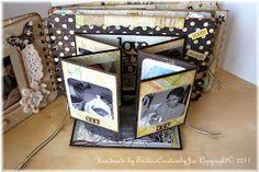 EndlessCreationbyJas: Sweet Baby Mini Album for my baby girl Lyra