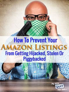As more and more sellers flock to Amazon, the competition is becoming increasingly merciless, cutthroat and aggressive. And as I mentioned in my last post, if you aren't differenting yourself from the competition, your ecommerce business will not survive in the long run. To make matters worse, if you're relying on Amazon as your primary sales channel, you need to be aware of the many dangers of selling on Amazon and what could potentially happen to your sellers account at any time. To sum…
