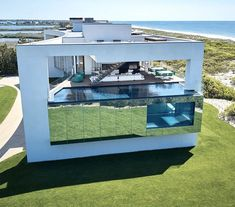 The Liquidity House With Transparent Pool by Barnes Coy – if it's hip, it's here The 5th Of November, September 2013, Cool Pools, Pool Houses, Pool Designs, Architecture Design, Swimming Pools, House Design, Architectural House Plans