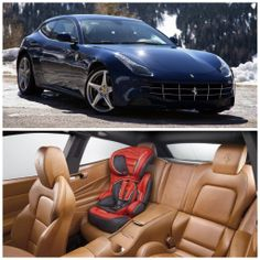 Beautiful inside and out - great family car too, everyone should have a Ferrari FF