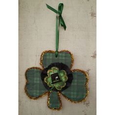 St Patrick's Day decoration home decor home by TwilightFaerie