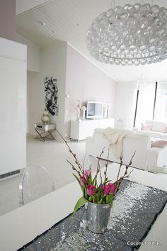 Coconut White: Pitkäperjantain tunnelmaa omassa kodissa ja pääsiäissuunnitelmat!