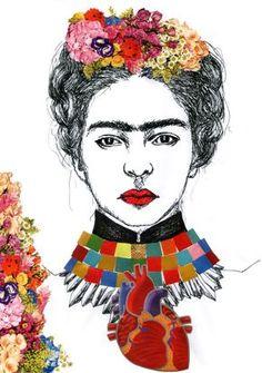 Frida Kahlo: arte e força feminina