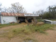 Texas Chain Saw Massacre Fan Turning Iconic Filming Location Into Horror Hangout