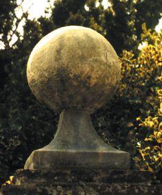 LARGE BALL ON BALL ON BASE