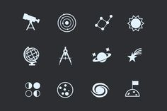 Download 12 Astronomy and Space Icons Graphics by creativevip. Subscribe to Envato Elements for unlimited Graphics downloads for just $49/month. Subscribe and Download now!