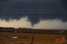 Tornado in Nebraska this afternoon- if confirmed by NWS it will be first recorded February tornado in NE....note the SNOW in the foreground;)