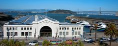 Five ideas for a fun Embarcadero family outing including great food, a trip to Exploratorium, and a nearby park to explore.