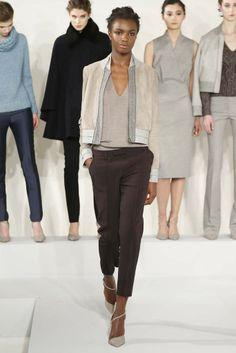 Nellie Partow RTW Fall 2014 - Slideshow - Runway, Fashion Week, Fashion Shows, Reviews and Fashion Images - WWD.com