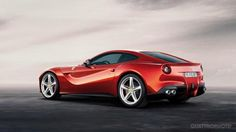 Ferrari F12 Berlinetta tem preço anunciado na Europa