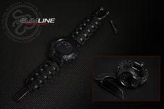 Hybrid Survival Strap / Watch Prototype | by JP Media