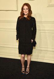 Julianne Moore Little Black Dress