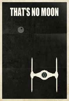 """That's No Moon"" by Jason Christman ~ Limited Edition Giclee on Paper ~ Star Wars artwork"