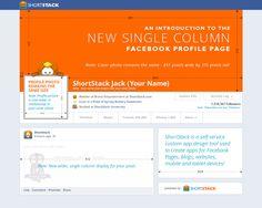 Dimensiones del nuevo diseño de perfiles en Facebook (Single-column Timeline Design) - GUÁRDALA