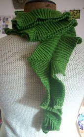 Oh la vache!: Nouvelle écharpe...s