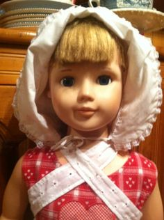 Doll given to me in  early 1970's.   C.Rogers