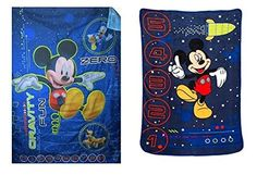 Disney Mickey Mouse Zero Gravity Comforter  Plush Blanket Only Size Toddler *** Check this awesome product by going to the link at the image.