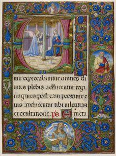 Миссал кардинала Доменико Делла Ровере анонимные печати