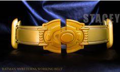 Batman  89 working utility belt Bangles, Bracelets, Batman, Belt, Jewelry, Belts, Jewlery, Jewerly, Schmuck