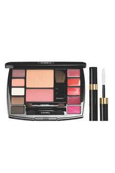 With lip colors, blush, highlight, and eyeshadow, the Chanel Travel Makeup Palette is really the gift that keeps on giving.