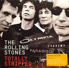 The Rolling Stones - Totally Stripped (2016) [Deluxe Edition 4SD-BD + CD] - Rock lossless - Музыка (lossless) - Каталог файлов - ЛИНИИ ЖИЗНИ