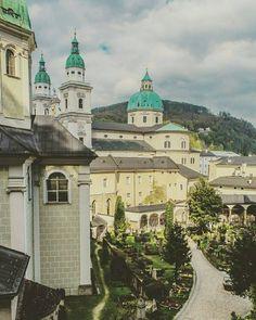 ღღ Salzburg, Austria