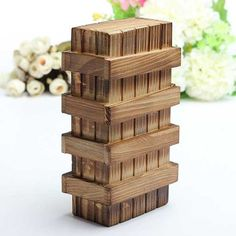 Magic Compartment Wooden Puzzle Box With Secret Drawer Brain Teaser ** Continue to the product at the image link. (Note:Amazon affiliate link) #HomeGadgets