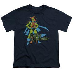 Martian Manhunter: Martian Manhunter Youth T-Shirt