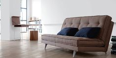 NOMADE-EXPRESS Contemporary sofa bed by Didier Gomez - Ligne Roset