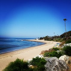 Pacific Coast Highway in Pacific Palisades, CA