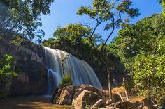 """Bueno Brandão faz jus ao apelido de """"Cidade das Cachoeiras"""". Créditos: João Carlos Meda u/ Fonte: Flickr."""