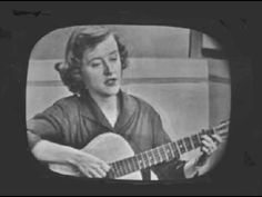 Connie Converse- Talkin' Like You (Two Tall Mountains) - YouTube