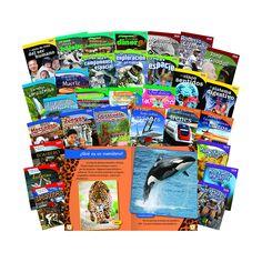 TIME FOR KIDS GR 3 30 BOOK SET