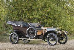1909 Mercedes-Simplex 35HP Roi-des-Belges Tourer