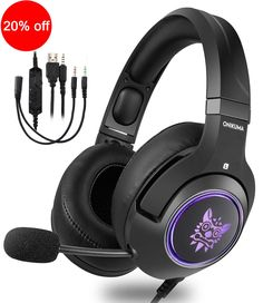 Sentey Gaming Headset for Xbox PC, Stereo Wired Over Ear Gaming Headphone with Mic, Gaming Headphones, Best Headphones, Gaming Headset, Ps4 Or Xbox One, Xbox One Controller, Xbox Pc, Video Games Funny, Headphone With Mic, Hype Shoes