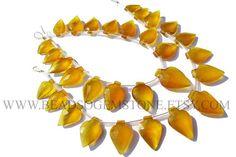 Semiprecious Gemstone Yellow Chalcedony Beads Arrow Beads #yellowchalcedony #yellowchalcedonybeads #yellowchalcedonybead #yellowchalcedonyarrow #arrowbeads #beadswholesaler #semipreciousstone #gemstonebeads #beadsogemstone #beadwork #beadstore #bead