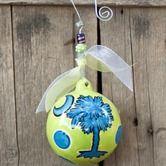 Found it at Wayfair - South Carolina Ball Ornament