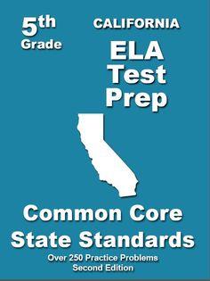 5th Grade California Common Core ELA