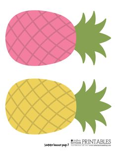 Pineapple Banner Fruit Birthday, Flamingo Birthday, Flamingo Party, Fruit Party, Luau Party, Classroom Decor Themes, Classroom Tools, School Classroom, Cute Pineapple