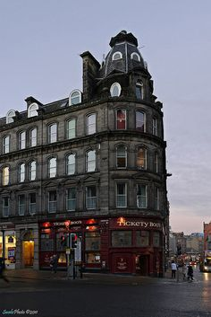 Tickety Boo's, 51 Commercial Street, Dundee, Scotland