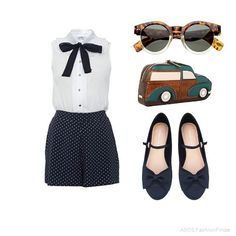 Simple Spring Outfit For Women