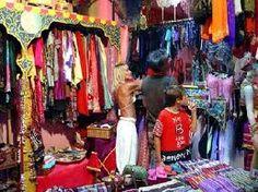 las dalias - hippie market