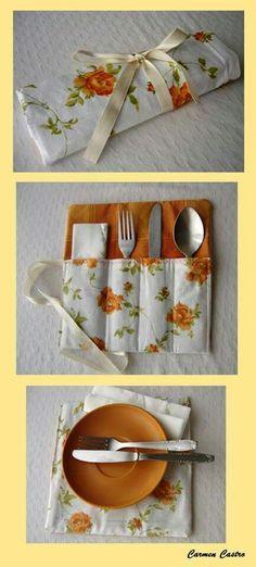 Un tutorial perfecto para un día de campo con mucho estilo. #picnic #kitchen #spoon