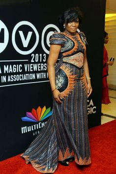 GOSSIP, GISTS, EVERYTHING UNLIMITED: PHOTOS- Pick Your Best Dressed Female Celebs @ AMVCA